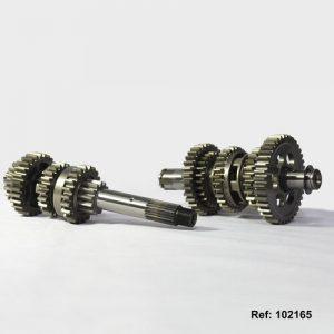 102165 CAJA Cambios Comp CBF150-AKT RTX-Victory MXR 125 150 Road