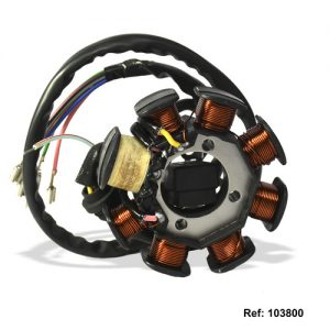 103800 EMBOBINADO AKT125S SL NKD Sonko