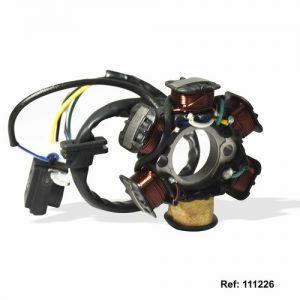 103806 EMBOBINADO 6 Nucleos JL ECLIPSE SG110-3 C90 Zonko
