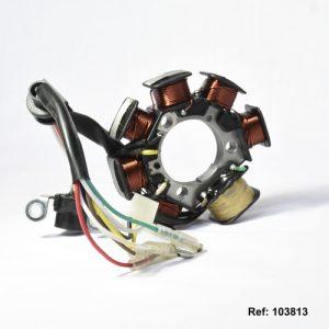 103813 EMBOBINADO CRYPTON 110 SP- F.Disco (7 Nucleos 7 Cables )