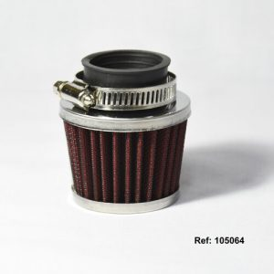 105064 FILTRO AIRE Tipo K&N DT125 RX100 35mm