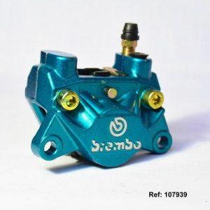 107939 MORDAZA FRENO DELANTERO UNIVERSAL BREMBO-SIGH BLUE (UNIVERSAL AZUL)