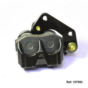 107952 MORDAZA FRENO DELANTERO AK125SSL