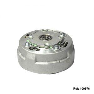 109976 CLUTCH COMPLETO + Discos AKT110-S-modelo 17T Road