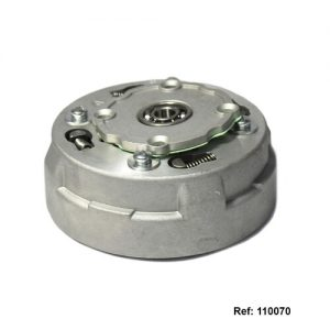 110070 CLUTCH COMPLETO + Discos AKT110-S-modelo 18T Road