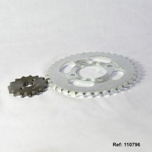 110796 PINONES KIT DELTRAS. AKT110-SMARTKYMCO TRACK