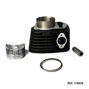 115639 CILINDRO KIT UM 230cc DSR-II X TRETT