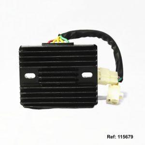 115679 REGULADOR CORRIENTE Trifa. AKT180-3W Alto cilindraje Sonko